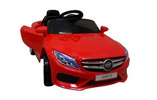 Электромобиль детский M4 с пультом управления красный