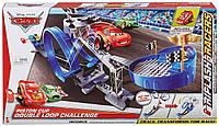 Кубок Поршня Двойная петля Disney/Pixar Cars Piston Cup Double Loop Challenge