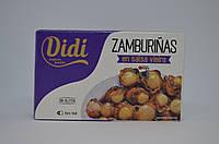 Гребешок ZAMBURINAS En salsa vieira TM DIDI 115 г, фото 1