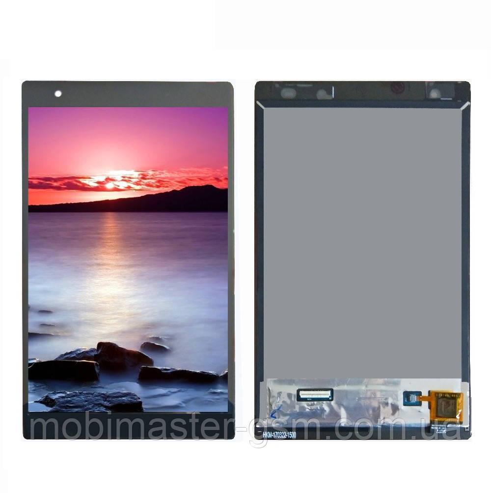 """Дисплейный модуль Lenovo Tab 4 8"""" Plus черный"""
