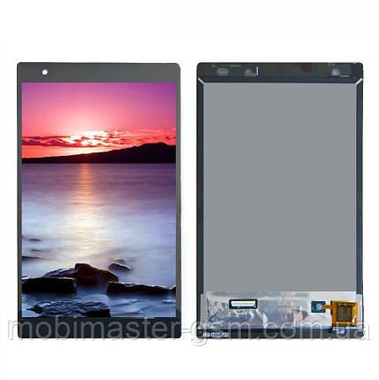 """Дисплейный модуль Lenovo Tab 4 8"""" Plus черный, фото 2"""