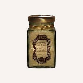Скраб для лица Золотой 100мл La Sultane de Saba GOLD SUBLIMATING SCRUB - GOLD & CHAMPAGNE