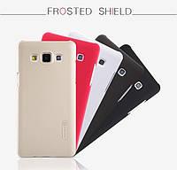 Чехол для Samsung Galaxy A5 Nillkin Frosted Shield (пленка в комплекте), фото 1