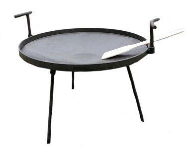 Сковорода из диска бороны (диаметр 400 мм), без крышки