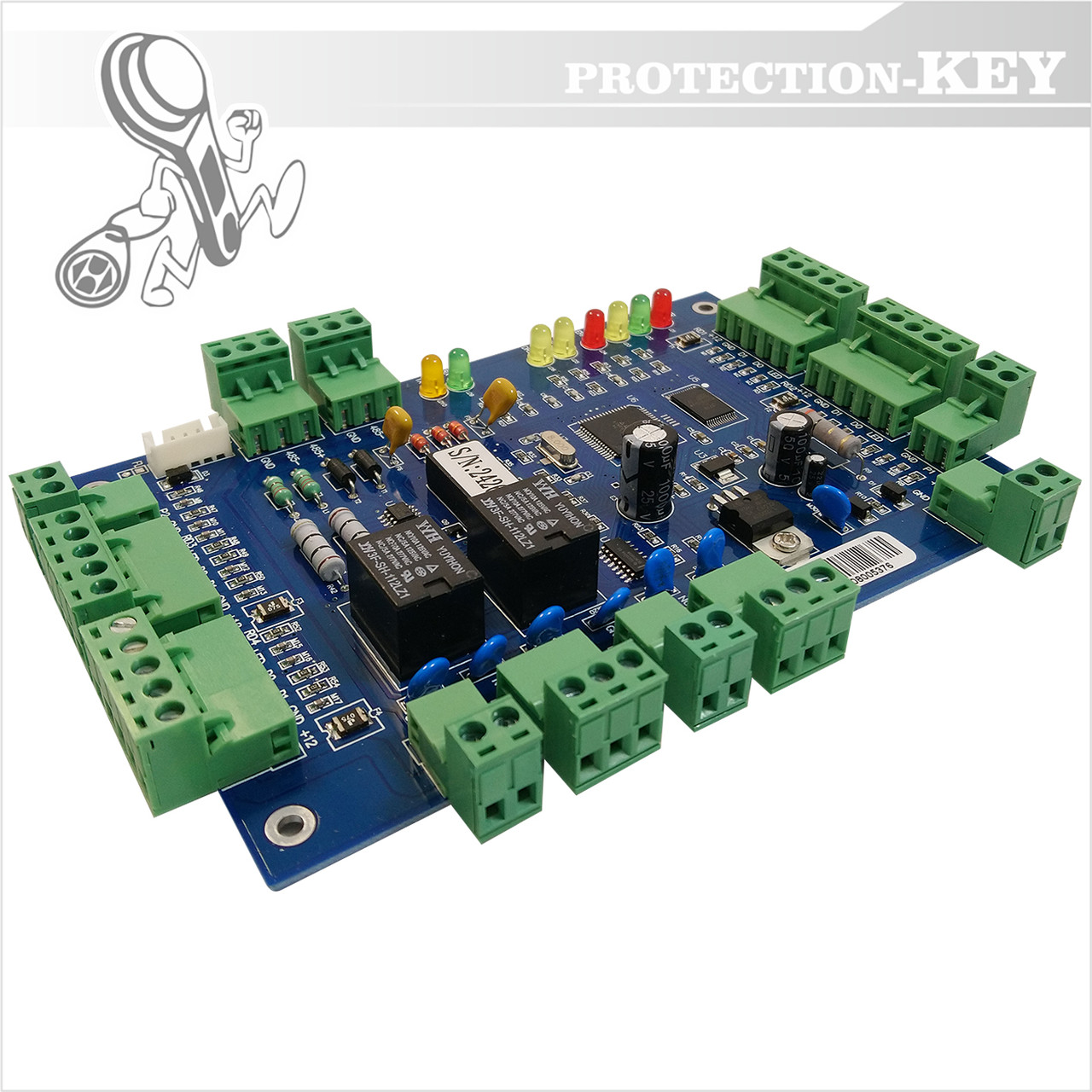 Сетевой контроллер ABLE RS485-02