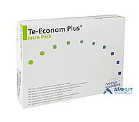 Тэ-Эконом Плюс (Te-Econom Plus, Ivoclar Vivadent), набор, 4 шприца по 4г + бонд + аксессуары, фото 1