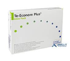 Тэ-Эконом Плюс (Te-Econom Plus, Ivoclar Vivadent), набор, 4 шприца по 4г + бонд +аксессуары