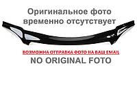Дефлектор капота (мухобойка) VW Golf-4 с 1997-2003 г.в. (Фольксваген Гольф) Vip Tuning