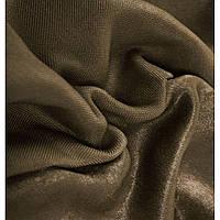 Ткань однотонный  лен  софт пепельно-коричневый