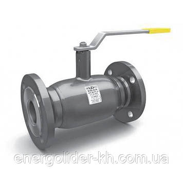 Кран шаровой LD фланцевый стальной стандартнопроходной