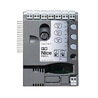 Плата блок управления RBA3/С привода откатных ворот Nice Robus RB600/RB1000