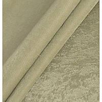 Ткань однотонный  лен  софт крем брюле