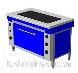 Плита электрическая промышленная с духовкой ЭПК-3ШС (стандарт) ТМ ЭФЕС