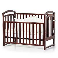 Детская кроватка Veres Соня ЛД-6 Орех