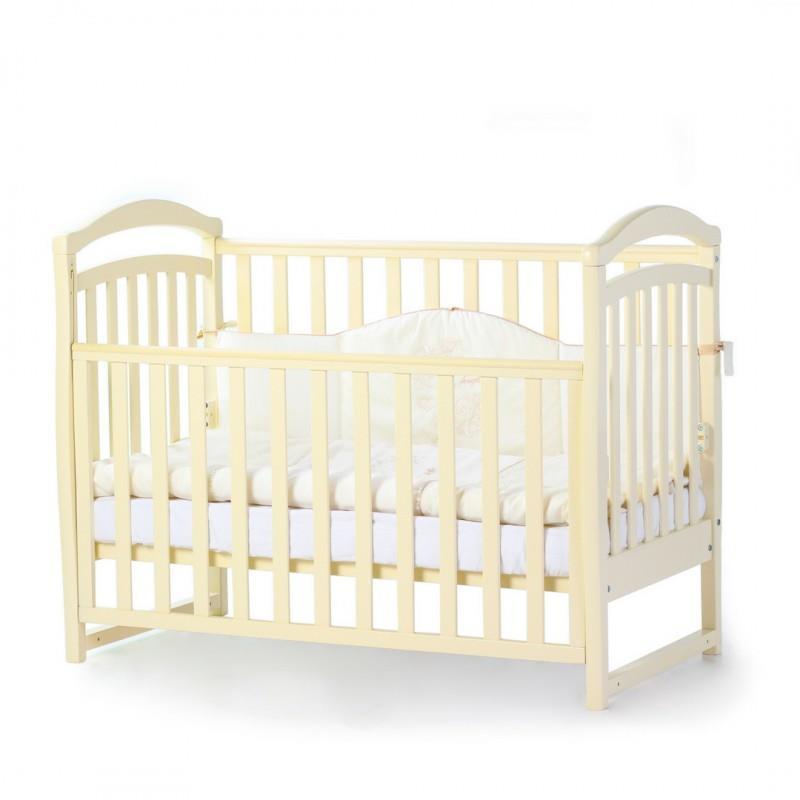 Детская кроватка Veres Соня ЛД6 Слоновая кость 06.1.1.1.04