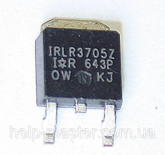 Транзистор IRLR3705Z (DPAK)