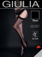 Тонкие прозрачные чулки под пояс / Эротическое белье / Сексуальное белье / Еротична сексуальна білизна