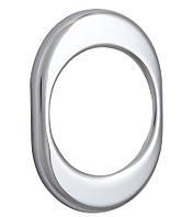 Накладка DiSec KT056 OVAL хром полированный С (Италия)
