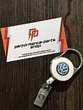 Брелок с вытяжной нитью для бейджа Volkswagen 000087019G, фото 3