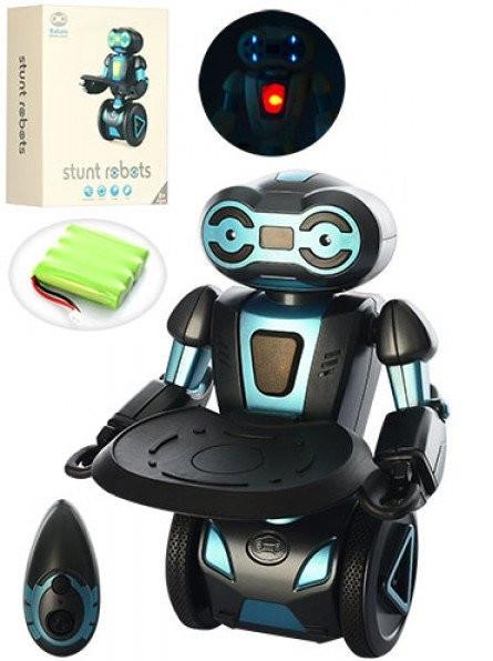 Робот балансир на пульте управлении