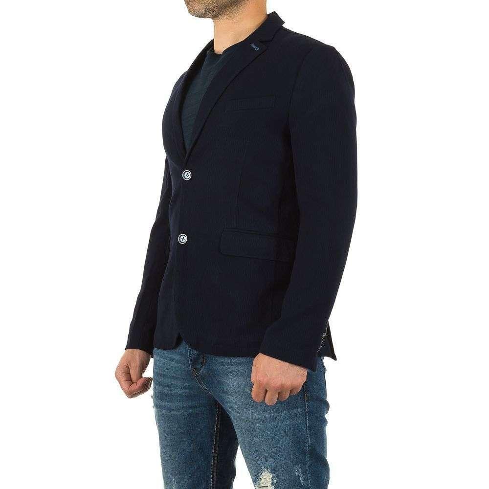Пиджак мужской Y.Two Jeans (Италия), Темно-синий