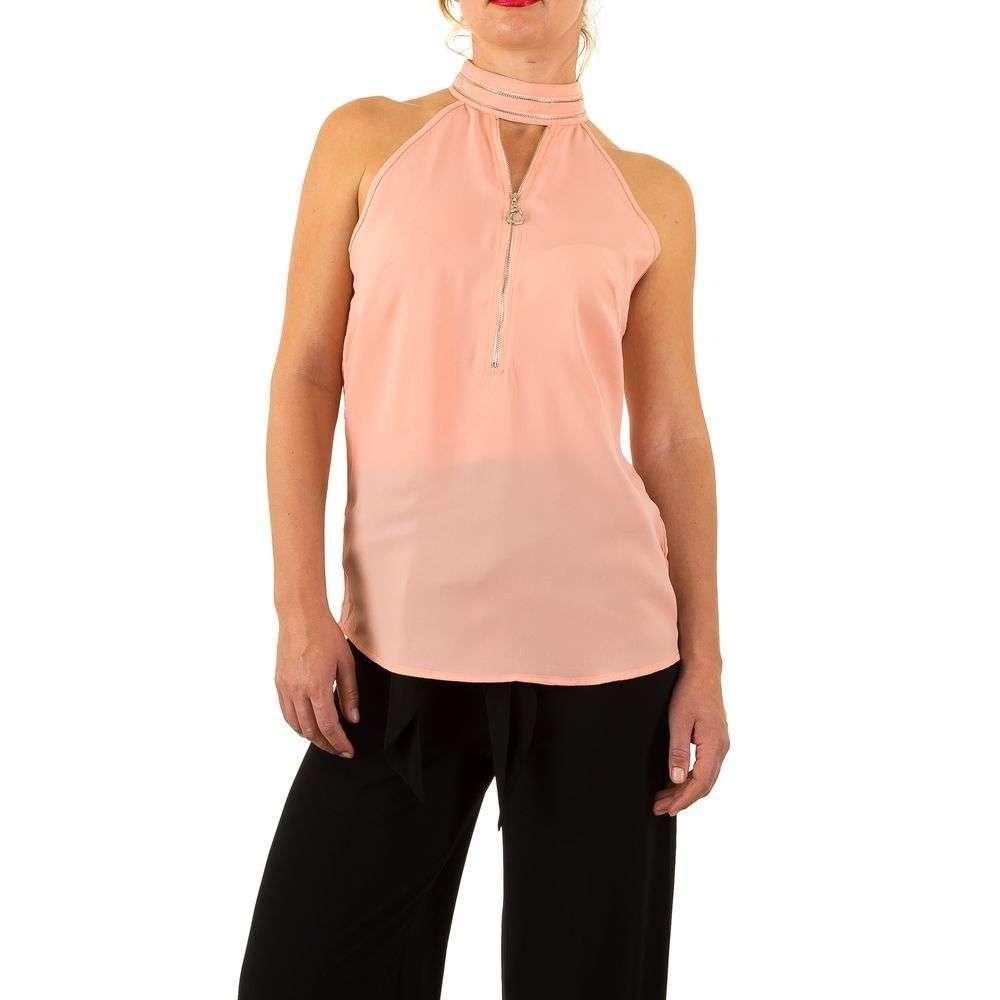 Женская блузка - Роза - KL-L509-Роза