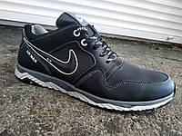Кроссовки мужские кожаные Nike реплика 40 -45 р-р, фото 1