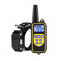 Электронный ошейник для собак с шокером и вибрацией до 800 метров (модель DT-800)