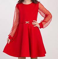 Детское нарядное платье на девочку 7-10 лет, фото 1