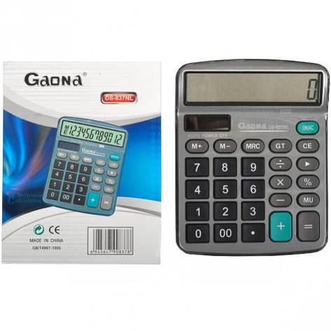 Калькулятор 837 NL, фото 2