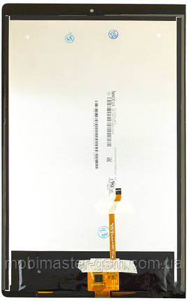 """Дисплейный модуль Lenovo Yoga Tablet 3 Plus YT-X703F 10"""" черный, фото 2"""