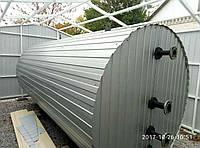 Емкости из черной стали и нержавеющей под воду и под воздух