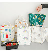 Ланч бэг (термосумка), сумка для ланча, сумка для еды, фото 1