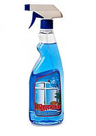Чистюня Средство д\мытья окон спрей 1л