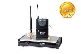 Радиосистема DV audio BGX-124. Радиомикрофон