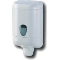 616WIN Дозатор жидкого мыла пластик белый 1л с рычагом