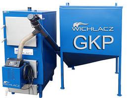 WICHLACZ - котел твердотопливный модель GKP под пеллетную горелку