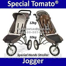 Special Tomato Jogger Special Needs Stroller - Специальная Прогулочная Коляска для Реабилитации Детей с ДЦП