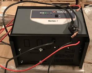 Зарядное устройство 48В-40А, для аккумуляторов 198-286Ач, фото 2