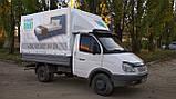 Тент на грузовой транспорт, фото 7