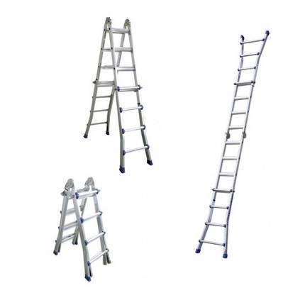 Werk LM4416DR Лестница телескопическая, фото 2