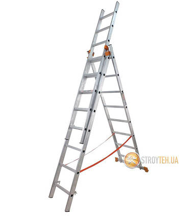 Budfix 01410 Лестница универсальная 3х10, фото 2