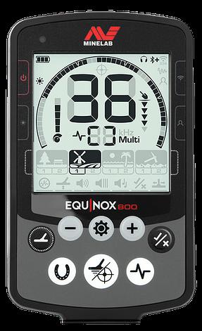 Металошукач Minelab Equinox 800, фото 2
