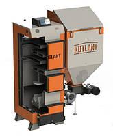KOTLANT - автоматические котлы на твёрдом топливе