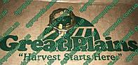 Корончатая 343021 шайба гайки Great Plains SLOTTED NUT COVER колпак GD1083 фиксатор, фото 1