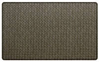 Универсальный бытовой коврик Cooc Chess Chocolate (950х550х13 мм)