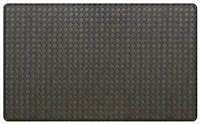 Универсальный бытовой коврик Cooc Chess Cacao 950х550х13 мм)