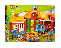 Конструктор Gorock 1005 Большая ферма аналог Lego Duplo