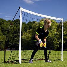 Футбольные тренировочные ворота Quickplay Kickster Academy 1,8x1,2 м, фото 2