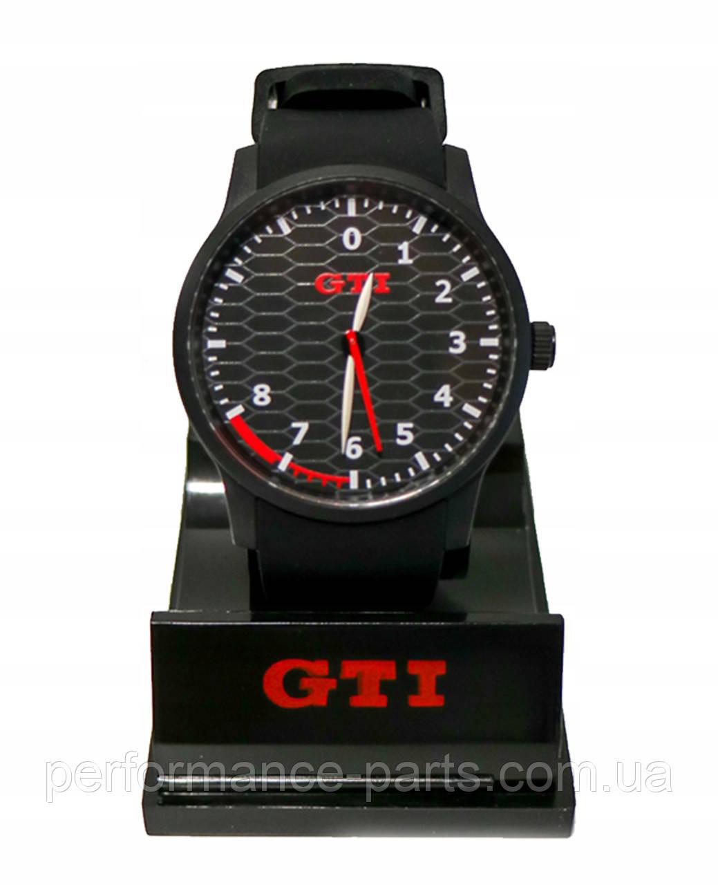Наручные часы унисекс Volkswagen GTI Watch, Unisex, Black 5ka050830